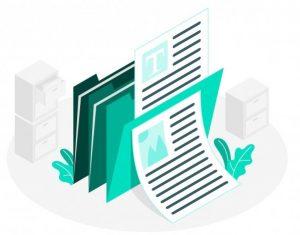 ilustracion-concepto-documentos_114360-138